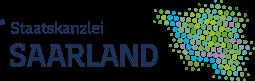 Logo Staatskanzlei Saarland