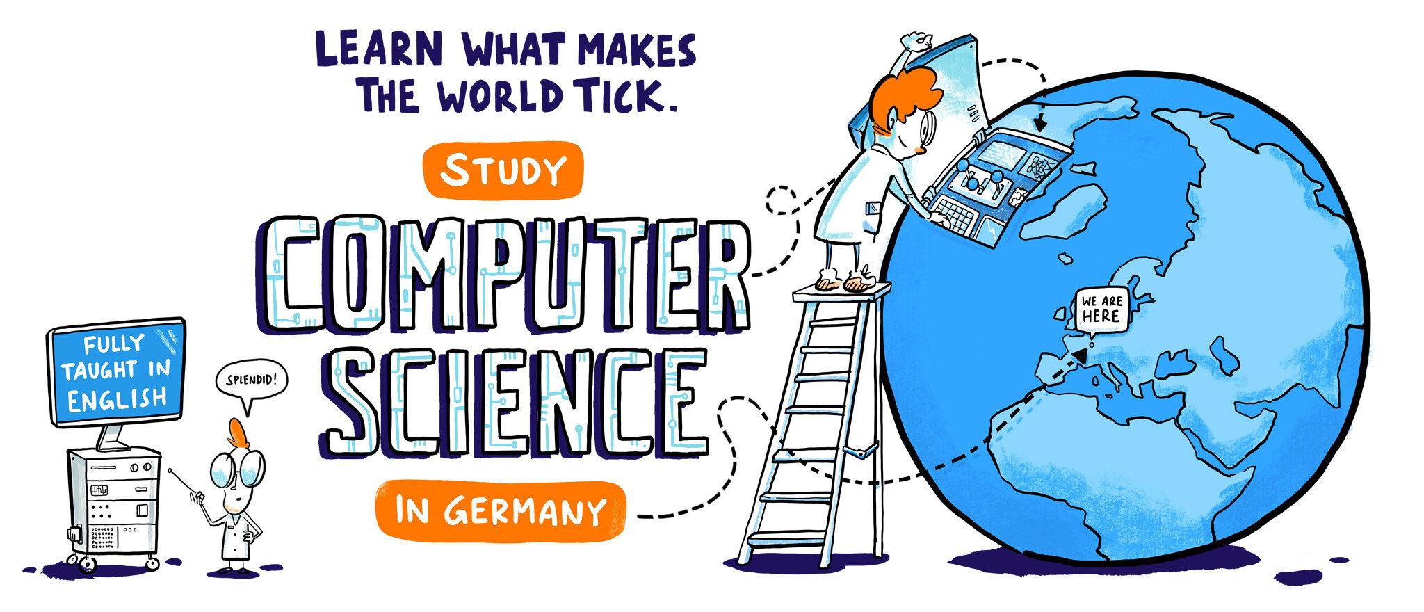 Computer Science Course B.Sc   Saarland Informatics Campus